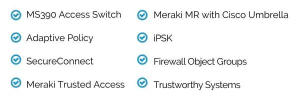 Cisco Meraki New Security Solutions 2020 (1)