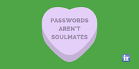passwords are not soulmates