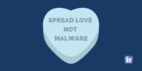 spread love, not malware