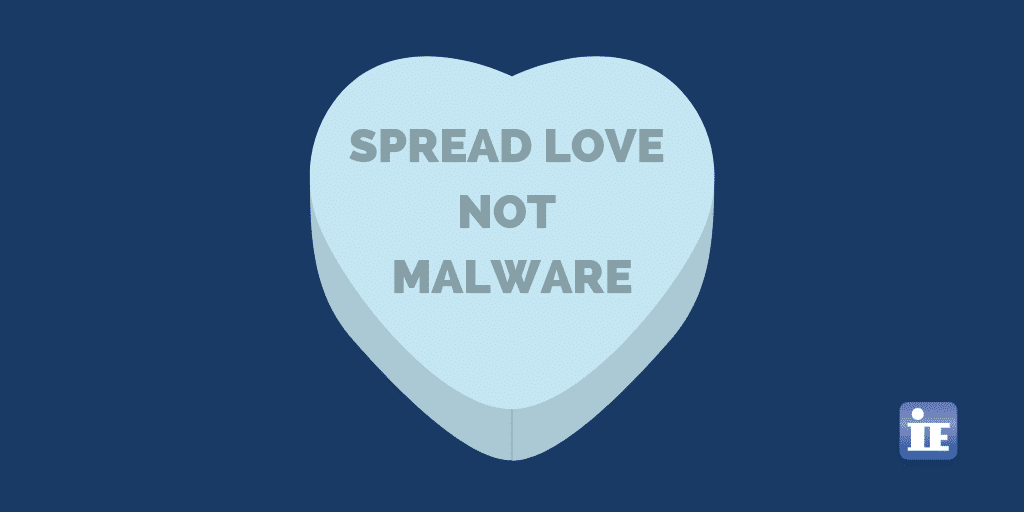 spread love, not malware