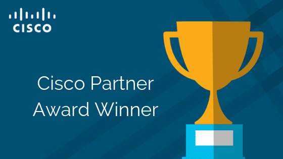 Internetwork Engineering (IE) Recognized for Enterprise Networking Excellence at Cisco Partner Summit 2018