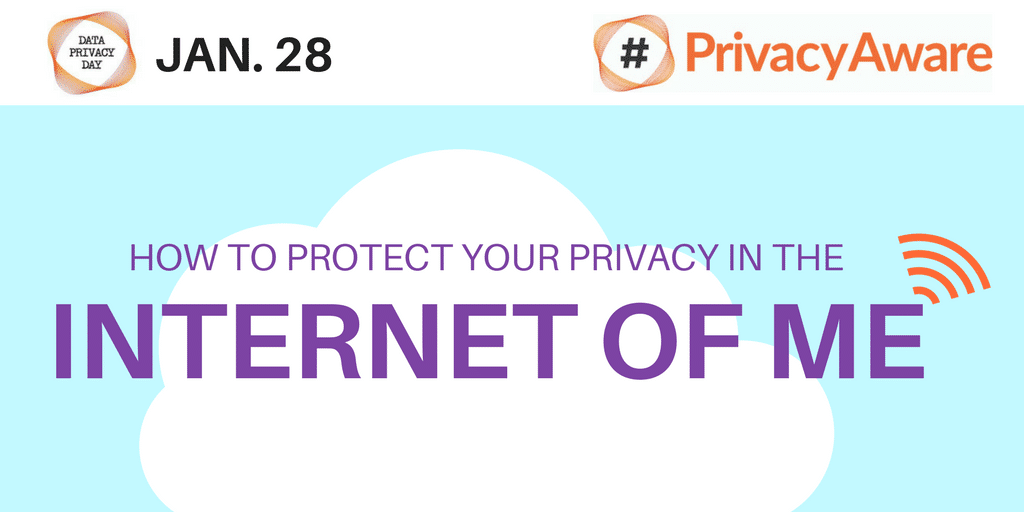 How to Secure Your Privacy in the Internet of Me