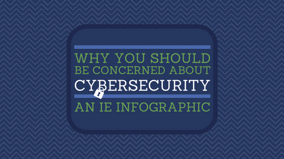Why You Should Be Concerned About Cybersecurity [INFOGRAPHIC]
